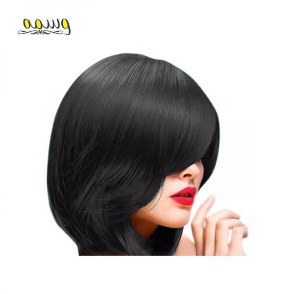 رنگ مو بدون آمونیاک فیوژن کالر مارال رنگ 5.110 (خاکستری مات)
