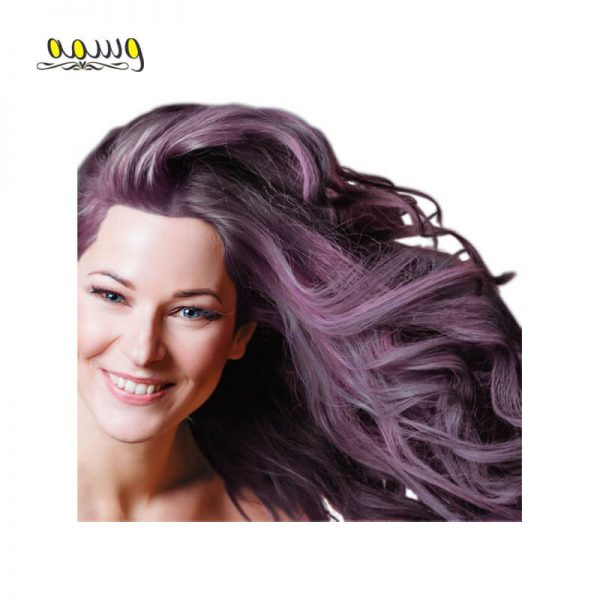 Hair Color Without Ammonia Fusion Color Maral Color 5.991 (Pastel Purple)