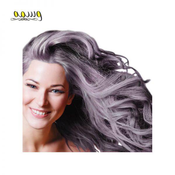 رنگ مو بدون آمونیاک فیوژن کالر مارال رنگ 6.109 (یاس بنفش)