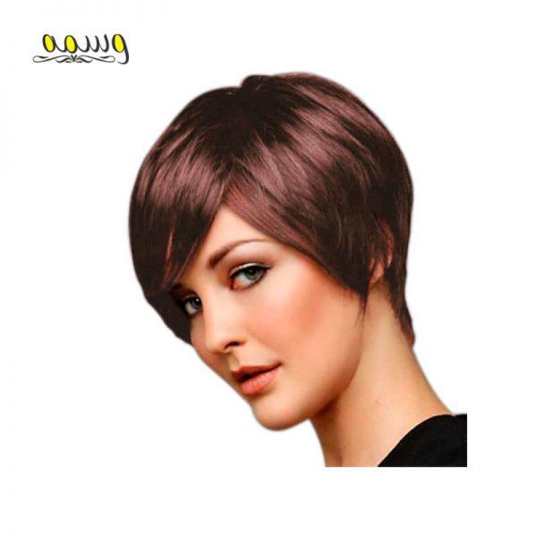 رنگ مو بدون آمونیاک فیوژن کالر مارال رنگ 7.291 (دودی بنفش تیره)