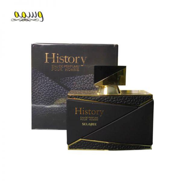 ادکلن مردانه هیستوری اسکلاره HISTORY