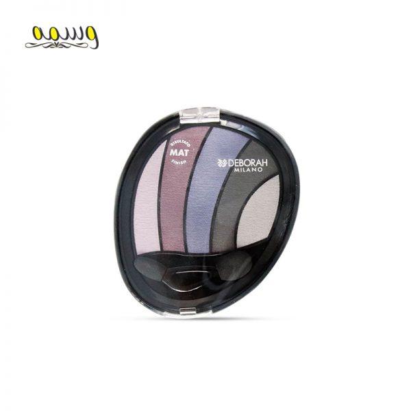 Deborah Smoky Eye shadow palette, color 10