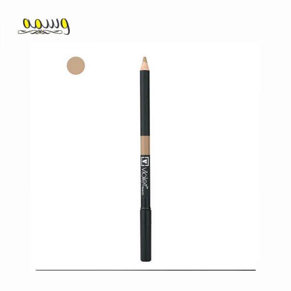 مداد ابرو ویولت BS 12 رنگ کارامل بژ caramel beige