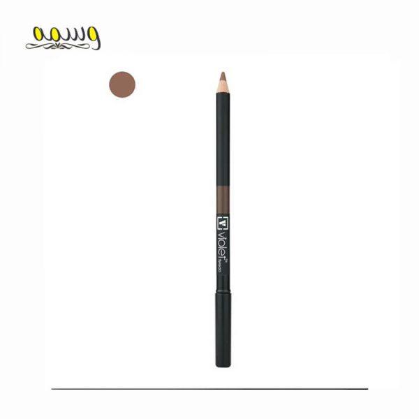 مداد ابرو ویولتBS 27 رنگ شکلات chocolate