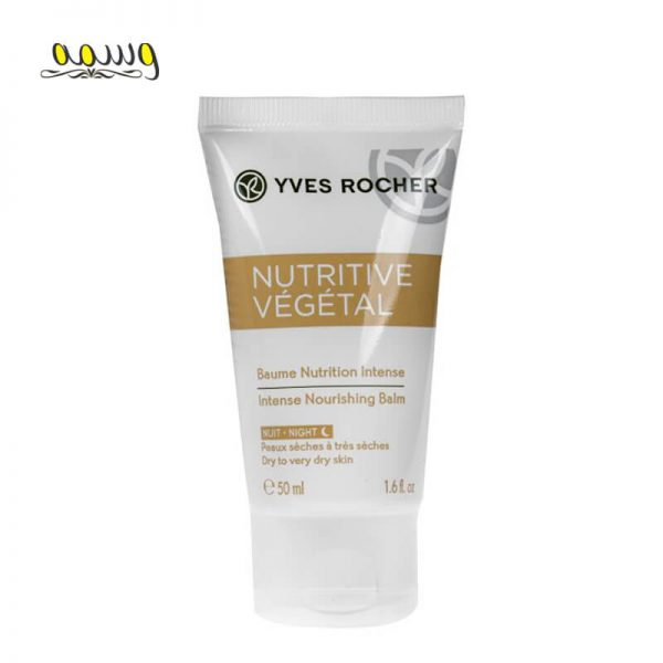 بالم بازسازی کننده پوست ایو روشه سری Nutritive Vegetal حجم 50 میل
