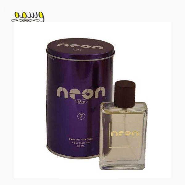 ادوپرفیوم مردانه 07 با رایحه عطر پور هوم ورساچه نئون Neon