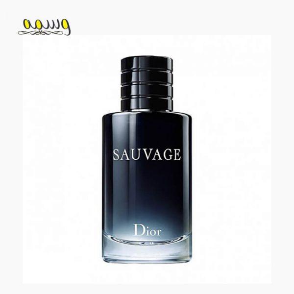 تستر ادو پرفیوم مردانه دیور مدل ساواج Dior Sauvage حجم 100 میل