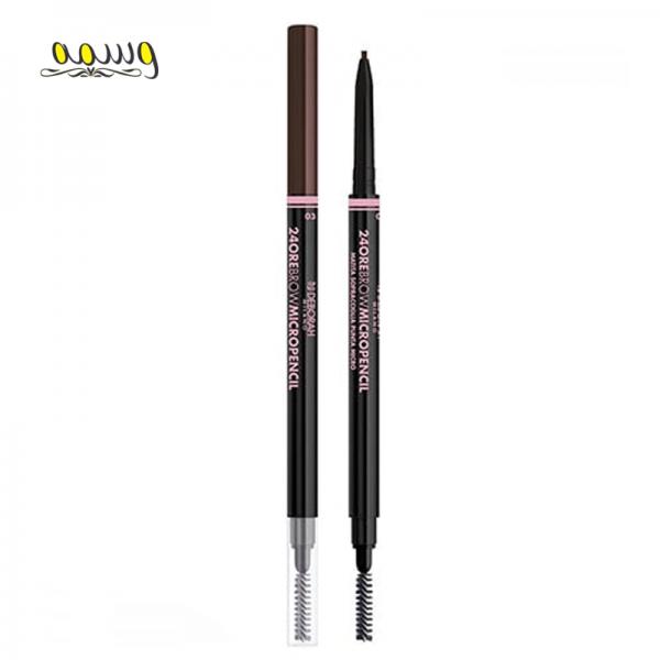 مداد ابرو میکرو ۲۴Ore Brow Micro Pencil دبورا شماره 03